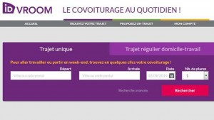 Covoiturage : la SNCF annonce iDVROOM pour concurrencer BlaBlaCar