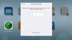 iCloud améliore sa sécurité et renforce son authentification à deux facteurs