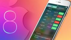 iOS 8: sortie prévue aujourd'hui à 19h sur iPhone et iPad