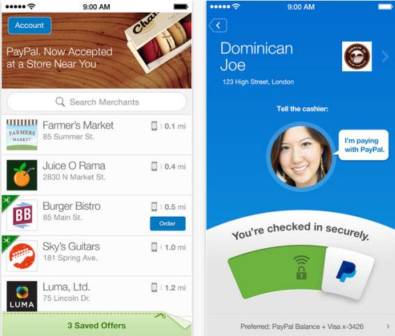 payez votre resto sur appli mobile via paypal nancy. Black Bedroom Furniture Sets. Home Design Ideas