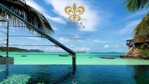 Relais et Château offre à ses applis iPhone/iPad et Android un surclassement 5 étoiles