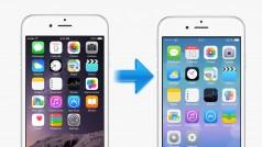 Downgrade d'iOS: comment revenir à une ancienne version du système d'exploitation de l'iPhone