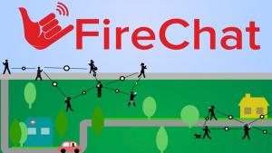 FireChat, l'application anti-censure créée par un Français au secours des manifestants à Hong-Kong