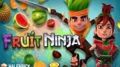 Jeux pour iOS et Android: Fruit Ninja 2.0 se modernise