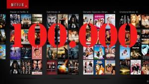 Lancement réussi : Netflix dépasse les 100.000 abonnés mais vont-ils rester ?