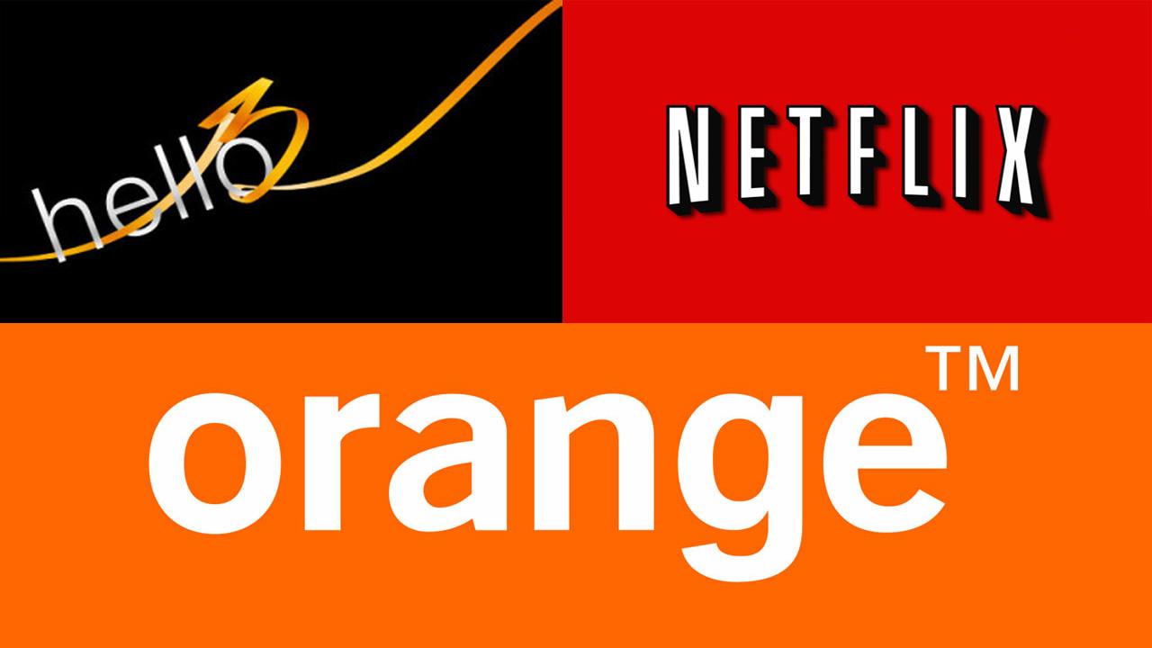Netflix bientôt aussi sur Orange?