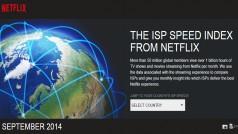 La France offre un mauvais débit Internet à Netflix