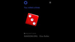 Marre de décider? Tirez alors à pile ou face avec Cortana