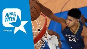 Le meilleur simuleur de basket, NBA 2K15, est notre jeu de la semaine