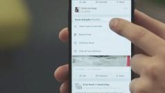 Facebook offrira plus de contrôle sur le contenu de votre fil d'actualité