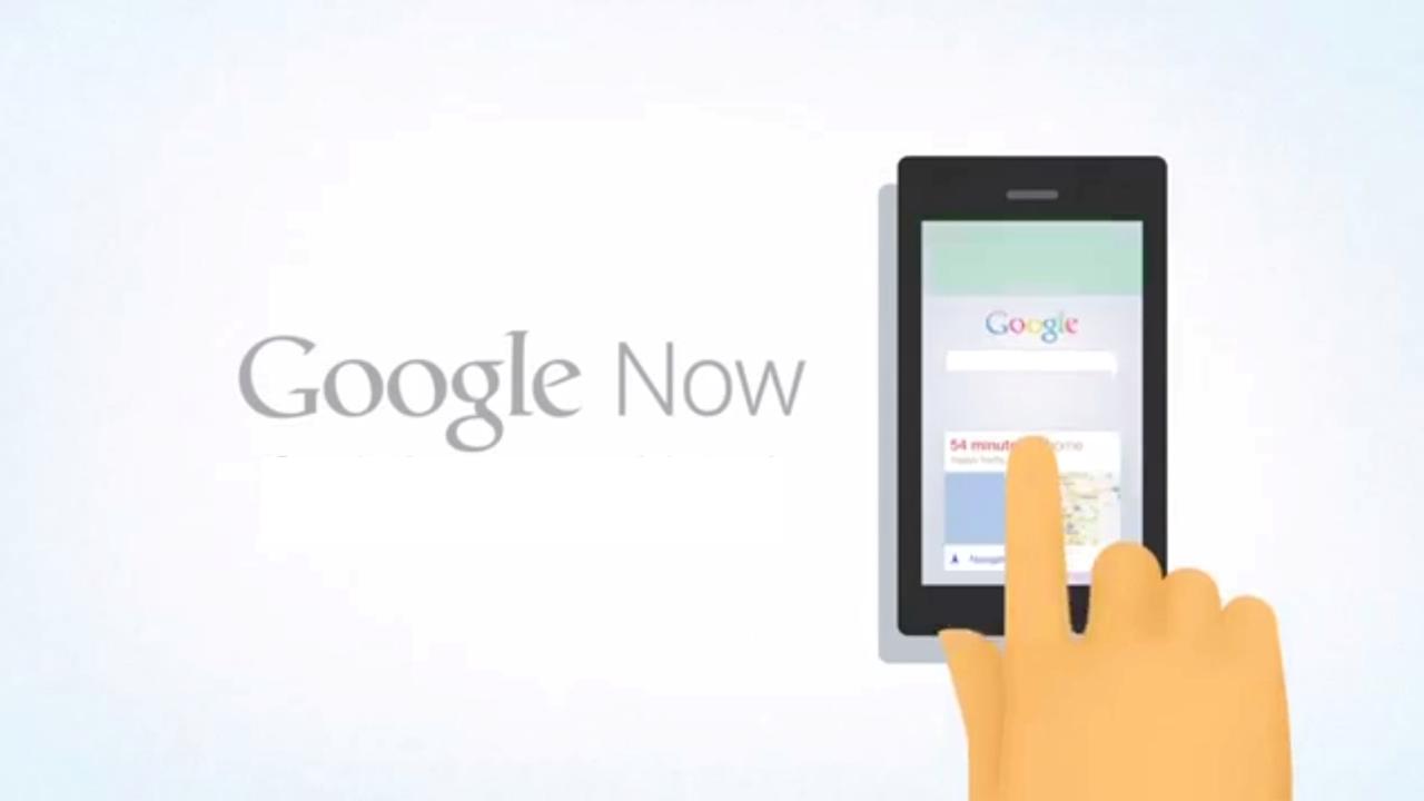 Draguer avec Google Now est maintenant possible