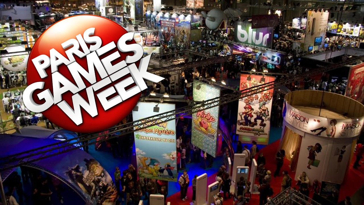Paris Games Week: le bilan de l'édition 2014