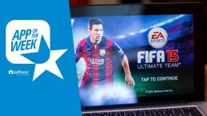 App de la semaine : composez l'équipe de football parfaite dans FIFA 15 Ultimate Team