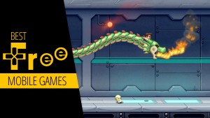 Les meilleurs jeux gratuits sur Android et iPhone: 6 jeux d'action et plateformes