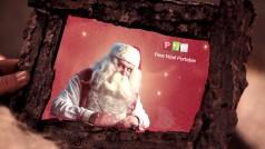 Le Père Noël Portable revient ! Envoyez votre message vidéo personnalisé gratuit