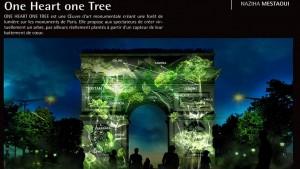 « One Heart, One Tree » : Faites entrer l'Amazonie dans Paris via une application