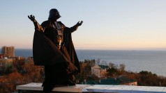 Le vrai Darth Vader habite en Ukraine: portrait d'un homme pas vraiment comme les autres