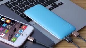 Les meilleurs batteries externes (ou powerbanks) à moins de 20 euros