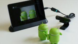 Comment transformer un téléphone Android en Webcam