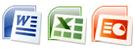 Ikony Microsoft Office 2007