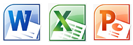 ikonki Microsoft Office 2010