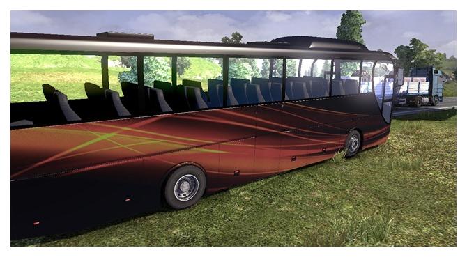 Mody do gry Euro Truck Simulator 2