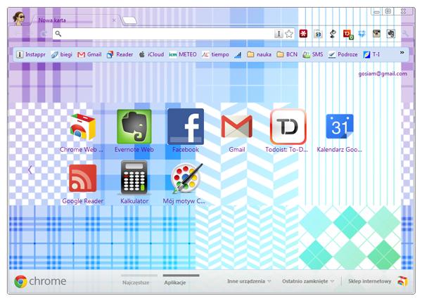 Jak pobrac motywy do Chrome