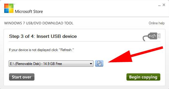 Jak zainstalować Windows 8 z pendrive USB - krok 3