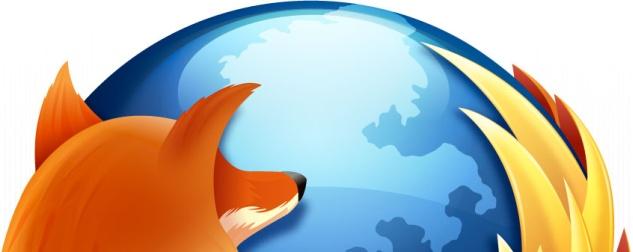 Duże logo Mozilla Firefox