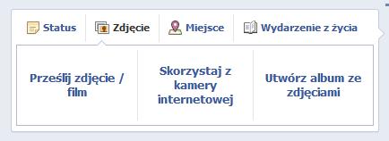 Jak dodać zdjęcie do Facebooka?