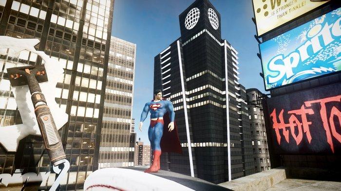 SuperMan Mod GTA IV