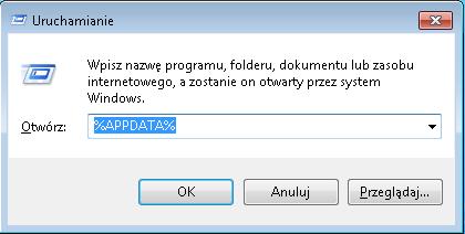 APPDATA Firefox