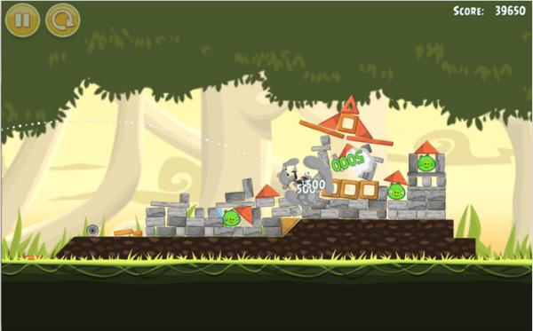 Angry Birds na Mac