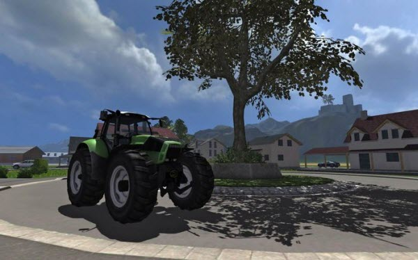 Farming Simulator na Mac