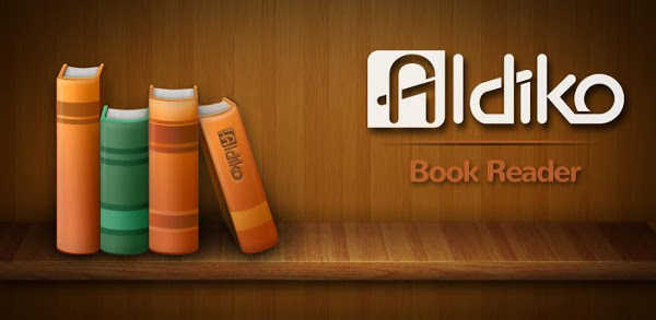 Aldiko Book Reader na Android