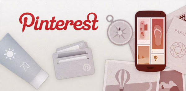 Pinterest na Android