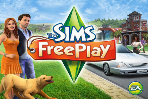 The Sims FreePlay na Android
