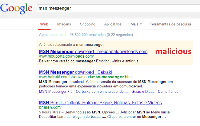 google adwords chat messenger