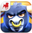 Running with friends - Zynga na iPhone