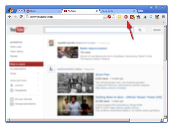jak blokować reklamy w google chrome