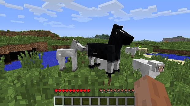 co nowego w minecraft 1.6 konie