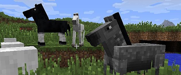 Co nowego w Minecraft 1.6? Konie i nowy launcher