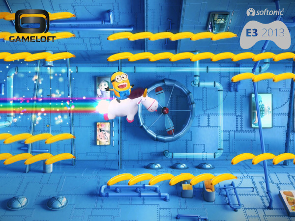 Despicable Me na Android i iPhone