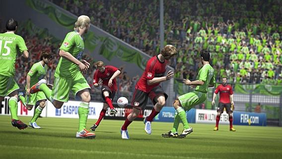 FIFA 14 Precision Movement