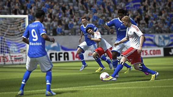 FIFA14 Precision Movement