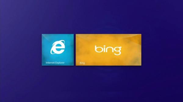 IE11 i Bing