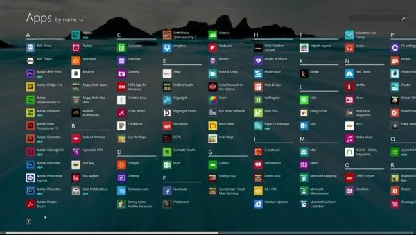 Pulpit Windows 8.1