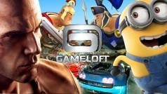 Najnowsze gry od Gameloft na iOS i Android