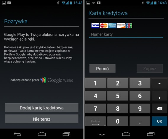 Jak zarejestrować się w Google Play