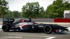 F1 2013 od Codemstares: znamy szczegóły!